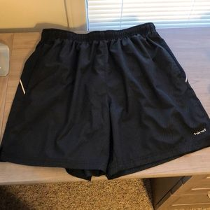 Hind men's running shorts size large